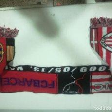 Coleccionismo deportivo: FC BARCELONA BUFANDA SCARF FOOTBALL FUTBOL. Lote 182803251