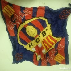 Coleccionismo deportivo: FC BARCELONA BUFANDA SCARF FOOTBALL FUTBOL. Lote 182803316