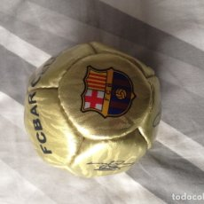 Coleccionismo deportivo: BALÓN BARCELONA FIRMADO . Lote 182990370