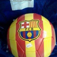 Coleccionismo deportivo: BALON DE FUTBOL. FC BARCELONA. Lote 183505617