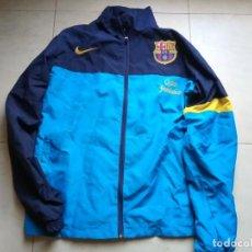 Coleccionismo deportivo: CHAQUETA FC BARCELONA. JACKET. TALLA XL. Lote 183663016