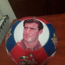 Coleccionismo deportivo: BALON F.C. BARCELONA 1996.. Lote 185886171