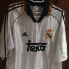 Collectionnisme sportif: REAL MADRID COMPLETO EQUIPACION TALLA L CAMISETA FUTBOL FOOTBALL SHIRT. Lote 189513502