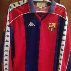 Coleccionismo deportivo: FC BARCELONA 1993-94 DORSAL 8 XL CAMISETA FUTBOL FOOTBALL SHIRT. Lote 189513572