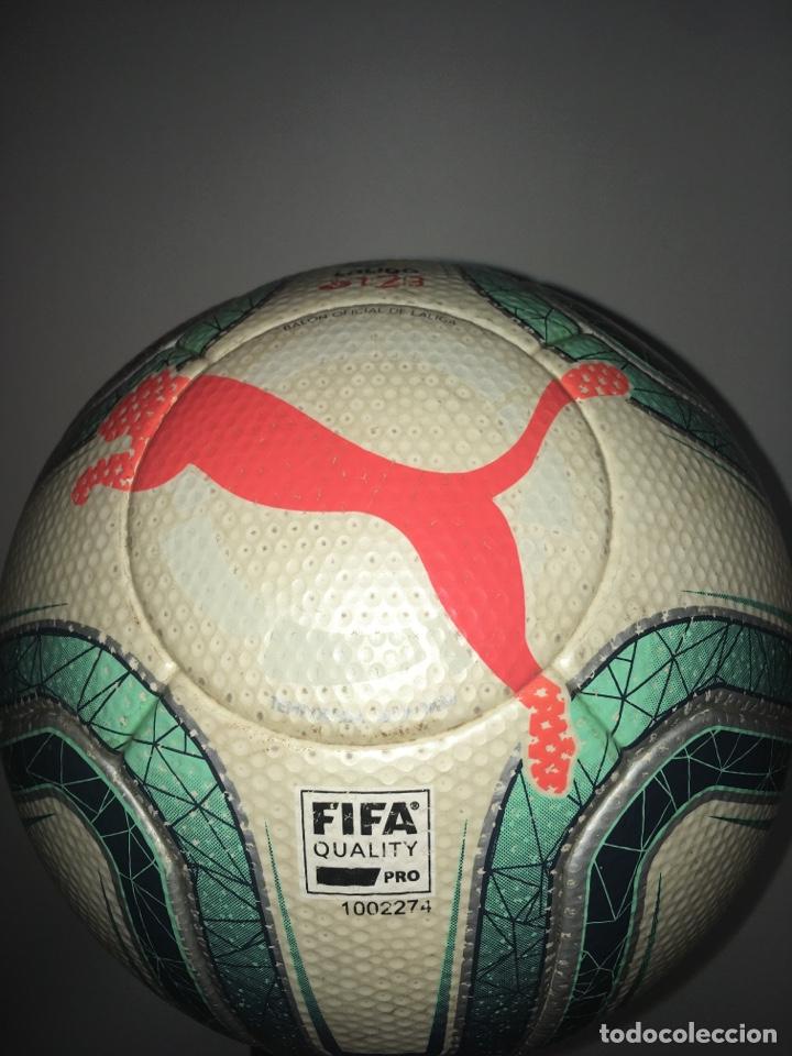 Coleccionismo deportivo: Balón oficial Puma de fútbol - Foto 2 - 190063865