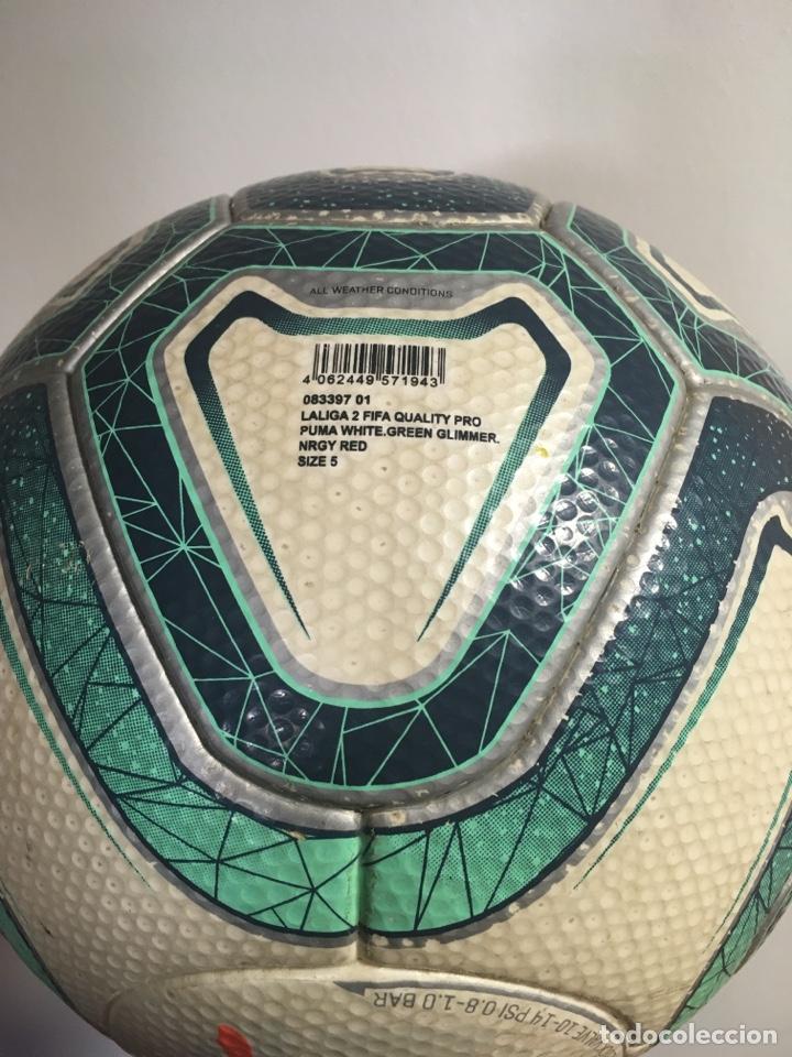 Coleccionismo deportivo: Balón oficial Puma de fútbol - Foto 3 - 190063865