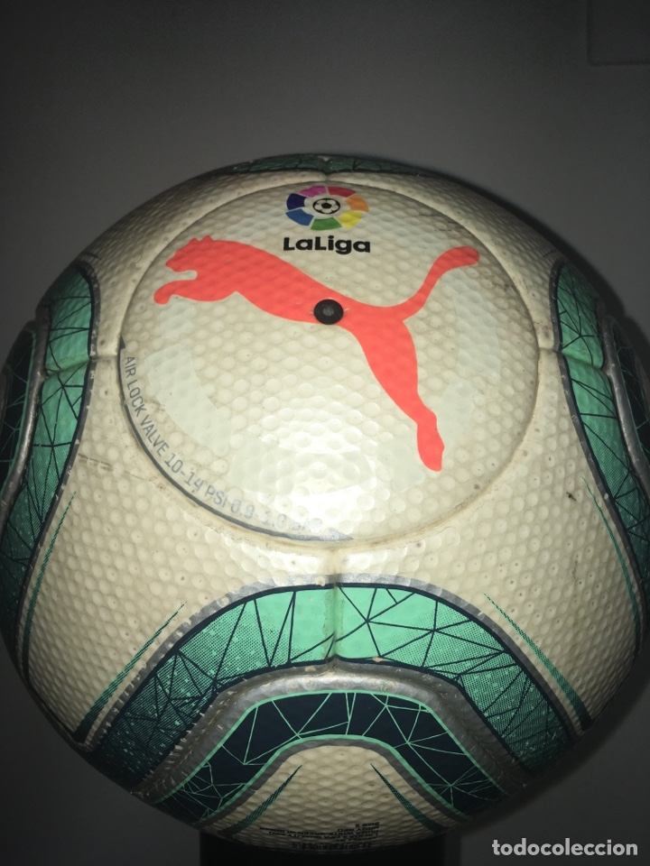 BALÓN OFICIAL PUMA DE FÚTBOL (Coleccionismo Deportivo - Material Deportivo - Fútbol)