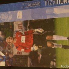 Coleccionismo deportivo: PROGRAMA DEL PARTIDO MALAGA-FC BARCELONA 2009-09.1 DE NOVIEMBRE 2008. Lote 190602536