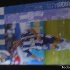 Coleccionismo deportivo: PROGRAMA DEL PARTIDO MALAGA-REAL MADRID 2008-09.4 DE ABRIL 2009. Lote 190602953