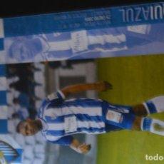Coleccionismo deportivo: PROGRAMA DEL PARTIDO MALAGA-ATLETICO MADRID 2008-09.25 DE ENERO 2009. Lote 190602997