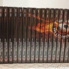 Coleccionismo deportivo: 1928-2008 COLECCIÓN DVD COMPLETA. HISTORIA DE LA MEJOR LIGA DEL MUNDO. UNA LEYENDA VIVA.. Lote 190772240