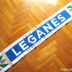 Coleccionismo deportivo: BUFANDA CD LEGANES MADRID ACRILICA ORIGINAL A ESTRENAR SCARF SCHAL SCIARPA ECHARPE. Lote 191511420