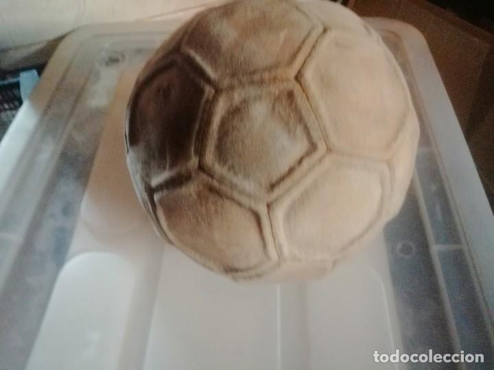 BALON MUY ANTIGUO (Coleccionismo Deportivo - Material Deportivo - Fútbol)