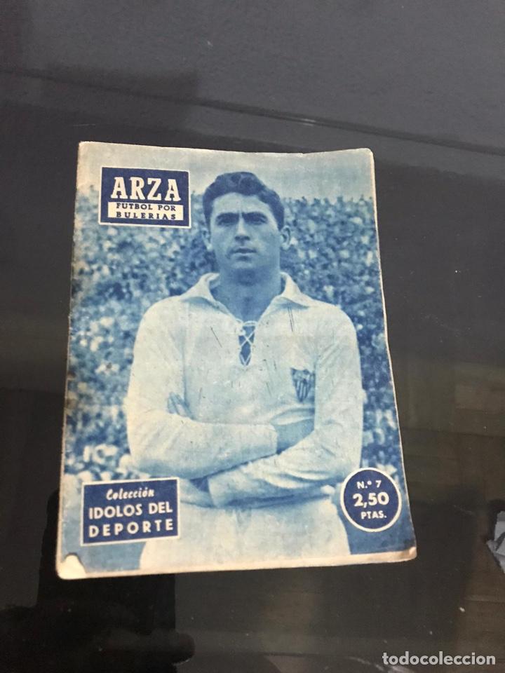 ARZA FÚTBOL POR BULERIAS (Coleccionismo Deportivo - Material Deportivo - Fútbol)