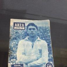 Coleccionismo deportivo: ARZA FÚTBOL POR BULERIAS. Lote 194176717