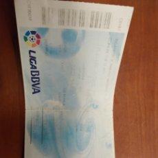 Coleccionismo deportivo: ENTRADA FÚTBOL EIBAR-ATHLETIC CLUB COPA DEL REY 2012/2013. Lote 194347666
