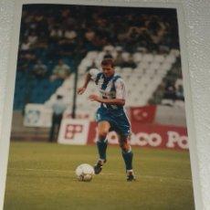 Coleccionismo deportivo: DEPORTIVO LA CORUÑA FOTOGRAFIA CAMPEON TEMPORADA 1999 - 2000. Lote 195405892