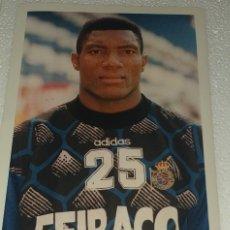 Coleccionismo deportivo: DEPORTIVO LA CORUÑA FOTOGRAFIA CAMPEON TEMPORADA 1999 - 2000 PORTERO. Lote 195406041