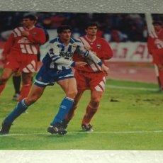 Coleccionismo deportivo: DEPORTIVO LA CORUÑA FOTOGRAFIA CAMPEON TEMPORADA 1999 - 2000 . Lote 195406127
