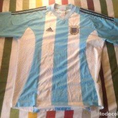 Coleccionismo deportivo: CAMISETA ARGENTINA L ADIDAS . Lote 195450532