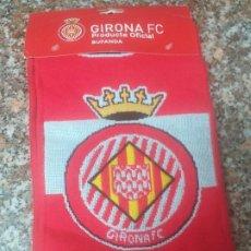 Coleccionismo deportivo: BUFANDA GIRONA FC. Lote 195515778