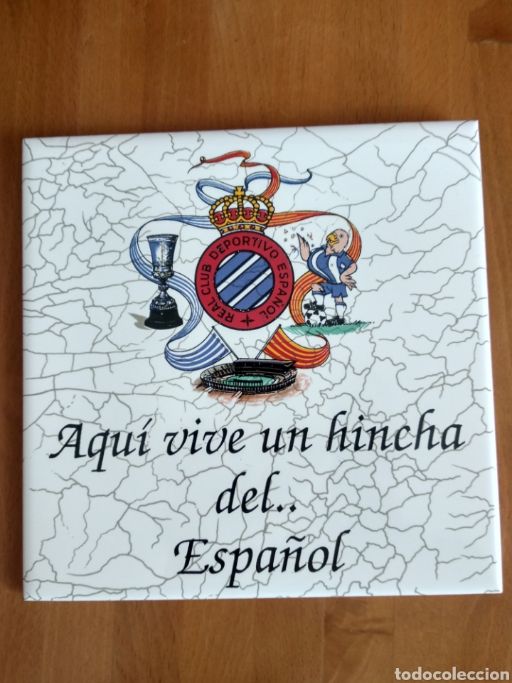 Coleccionismo deportivo: Azulejo deportivo - Foto 3 - 195969623