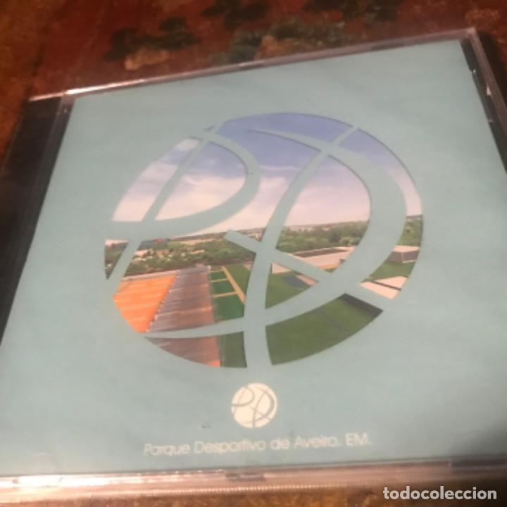 DVD PARQUE DEPORTIVO DE AVEIRO. PORTUGAL. SIN ABRIR (Coleccionismo Deportivo - Material Deportivo - Fútbol)