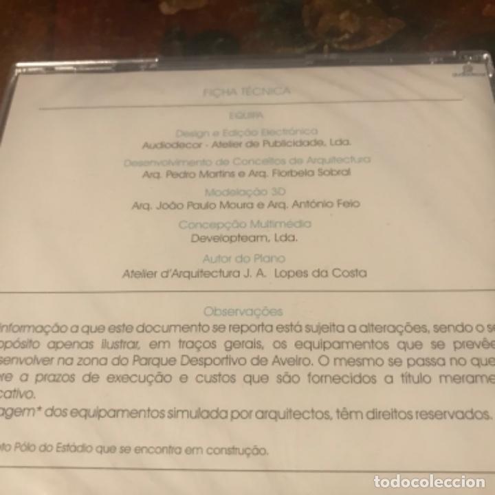 Coleccionismo deportivo: DVD Parque Deportivo de Aveiro. Portugal. Sin abrir - Foto 2 - 197666730