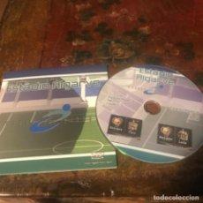 Coleccionismo deportivo: DVD VIDEO ESTADIO ALGARVE. PARQUE DAS CIDADES. PORTUGAL. EURO 2004. Lote 197667270