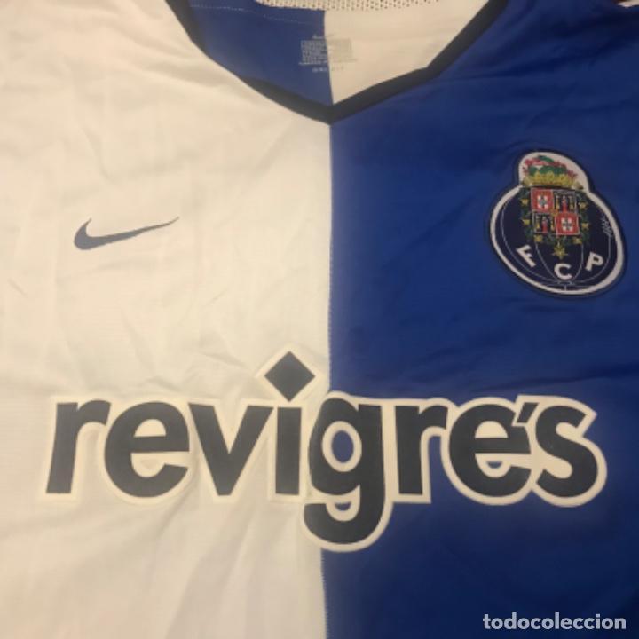 Coleccionismo deportivo: Camiseta Oficial FC Porto. Nike. Sin estrenar - Foto 2 - 197670508
