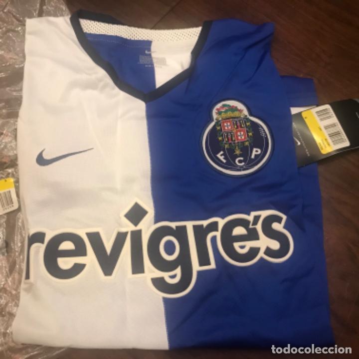 Coleccionismo deportivo: Camiseta Oficial FC Porto. Nike. Sin estrenar - Foto 4 - 197670508