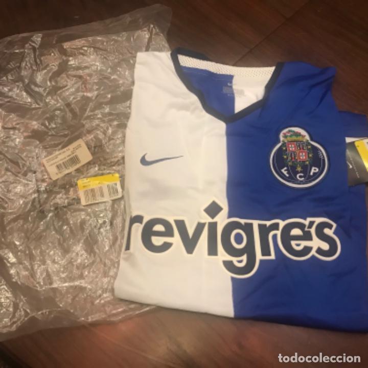 Coleccionismo deportivo: Camiseta Oficial FC Porto. Nike. Sin estrenar - Foto 5 - 197670508