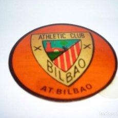Coleccionismo deportivo: ESCUDO FUTBOL ATLETIC CLUB BILBAO. Lote 198429597
