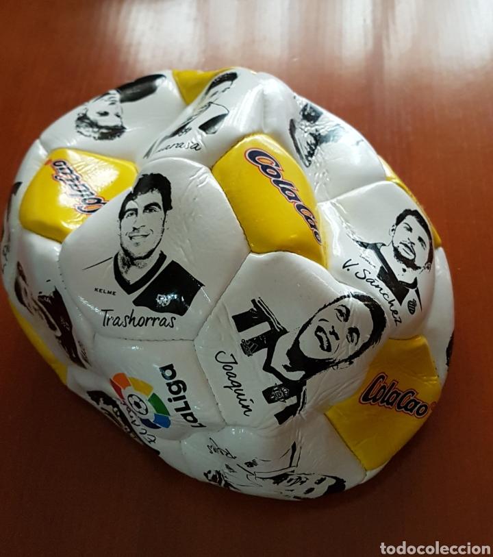 BALÓN FÚTBOL COLA CAO (Coleccionismo Deportivo - Material Deportivo - Fútbol)