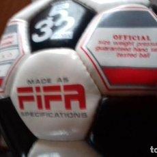 Coleccionismo deportivo: BALON DE FUTBOL WORDL CUP FIFA NUEVO COMPLETAMENTE. Lote 199064780