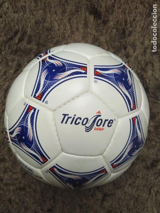 BALÓN ADIDAS TRICOLORE FRANCIA 1998 (Coleccionismo Deportivo - Material Deportivo - Fútbol)