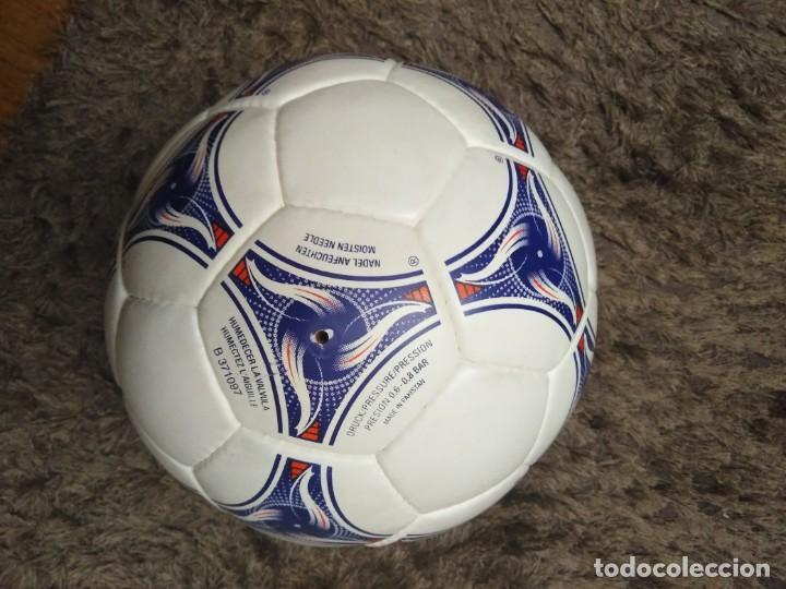 Coleccionismo deportivo: Balón Adidas Tricolore Francia 1998 - Foto 2 - 200081568