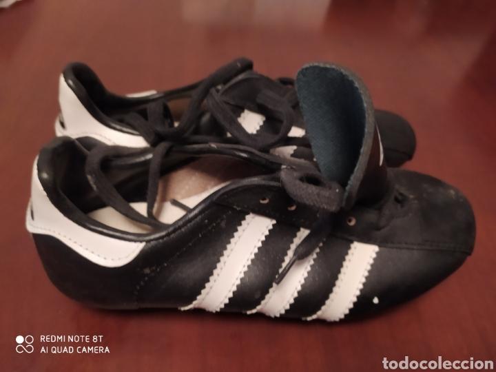 Coleccionismo deportivo: Botas de fútbol vintage marca JOMA, talla 32 originales años 80 sin usar - Foto 5 - 200334271
