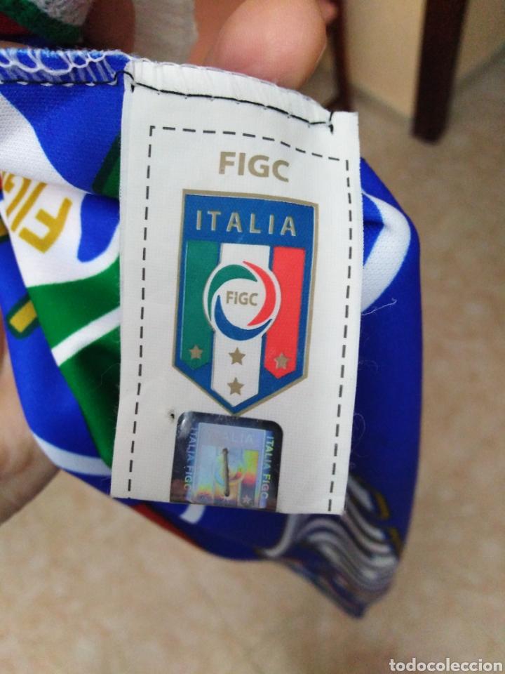 Coleccionismo deportivo: Bufanda Italia ( 18 X 132 ) - Foto 6 - 201129890