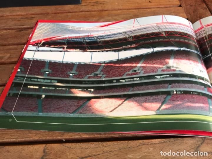 Coleccionismo deportivo: Presentación Benfica Estadio da Luz. A nova Catedral. Fútbol - Foto 20 - 237799020