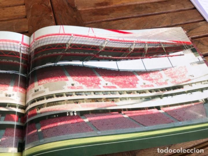 Coleccionismo deportivo: Presentación Benfica Estadio da Luz. A nova Catedral. Fútbol - Foto 21 - 237799020