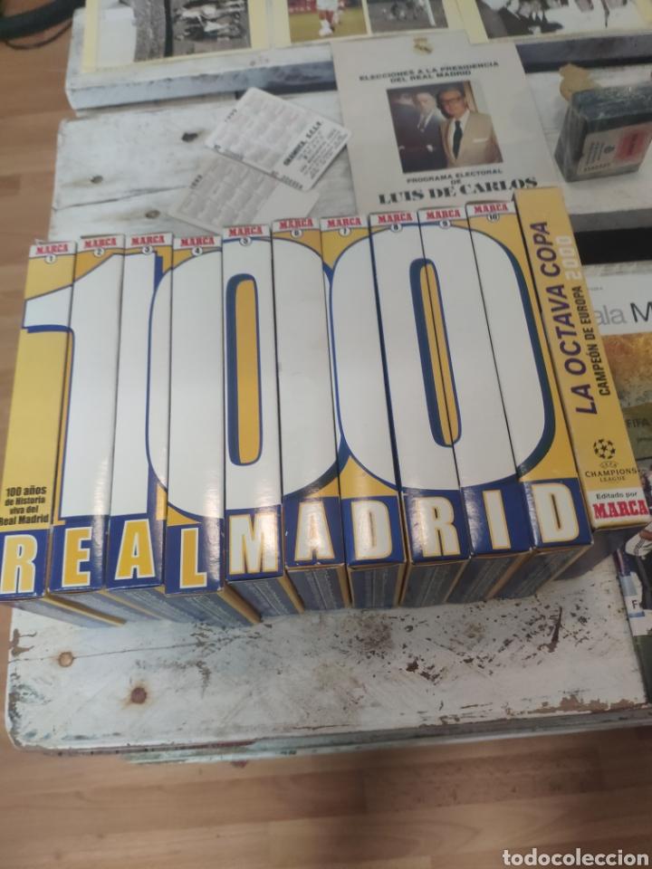 Coleccionismo deportivo: Lote productos real Madrid club de fútbol - Foto 2 - 205817402