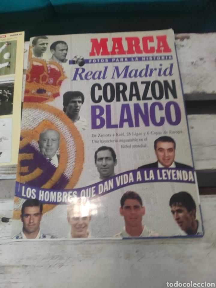 Coleccionismo deportivo: Lote productos real Madrid club de fútbol - Foto 6 - 205817402