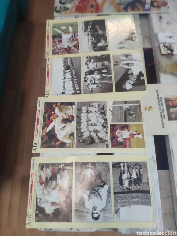 Coleccionismo deportivo: Lote productos real Madrid club de fútbol - Foto 7 - 205817402
