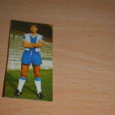 Coleccionismo deportivo: CROMO MAL RECORTADO DE GONZALO (ESPAÑOL). Lote 206465302