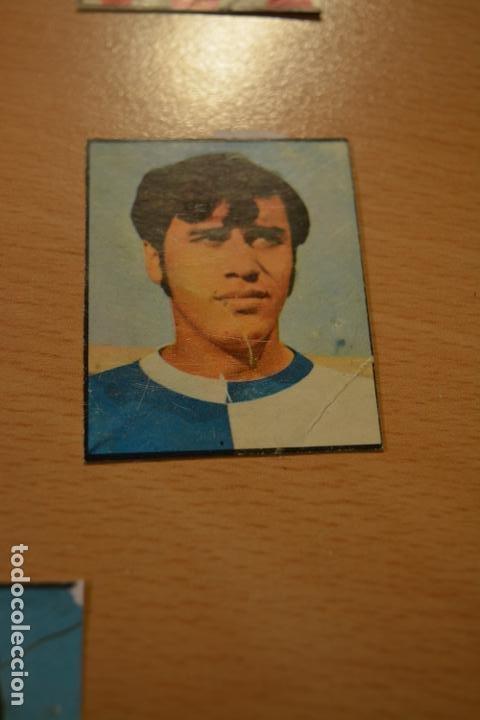 CROMO MAL RECORTADO DE JARA (SABADELL) (Coleccionismo Deportivo - Material Deportivo - Fútbol)