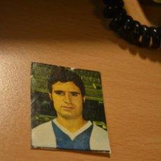 Coleccionismo deportivo: CROMO MAL RECORTADO DE JUAN MARTINEZ (ESPAÑOL). Lote 206465863