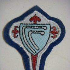 Coleccionismo deportivo: PARCHE DE TELA DEL S.D. COMPOSTELA.. Lote 207261080