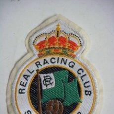 Coleccionismo deportivo: PARCHE DE TELA DEL REAL RACING CLUB SANTANDER. Lote 207261361