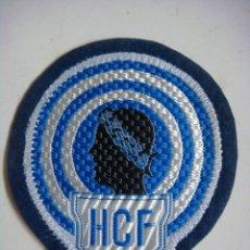 Coleccionismo deportivo: PARCHE DE TELA DEL HERCULES CLUB DE FUTBOL. Lote 207261803